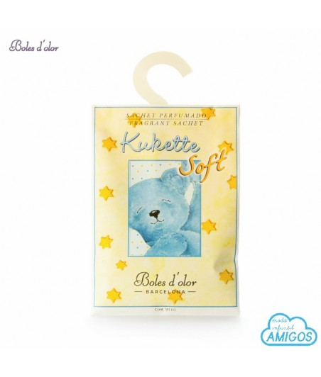 "Sachet perfumado ""Kukette Soft"""