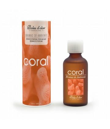 Brumas de ambiente Coral