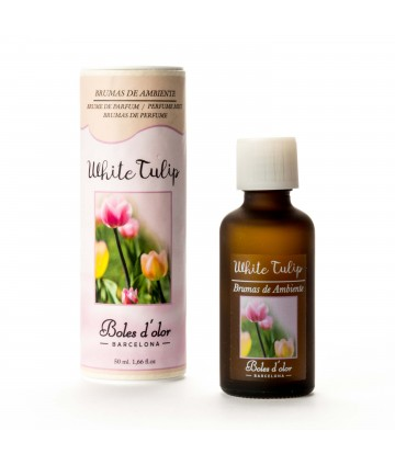 Brumas de ambiente White Tulip