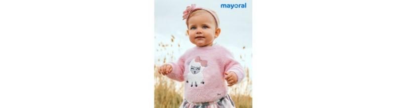 Ropa infantil de mayoral, ropa de bebé, niño y niña